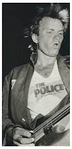 THE POLICE 1980 GIG AT MILAN