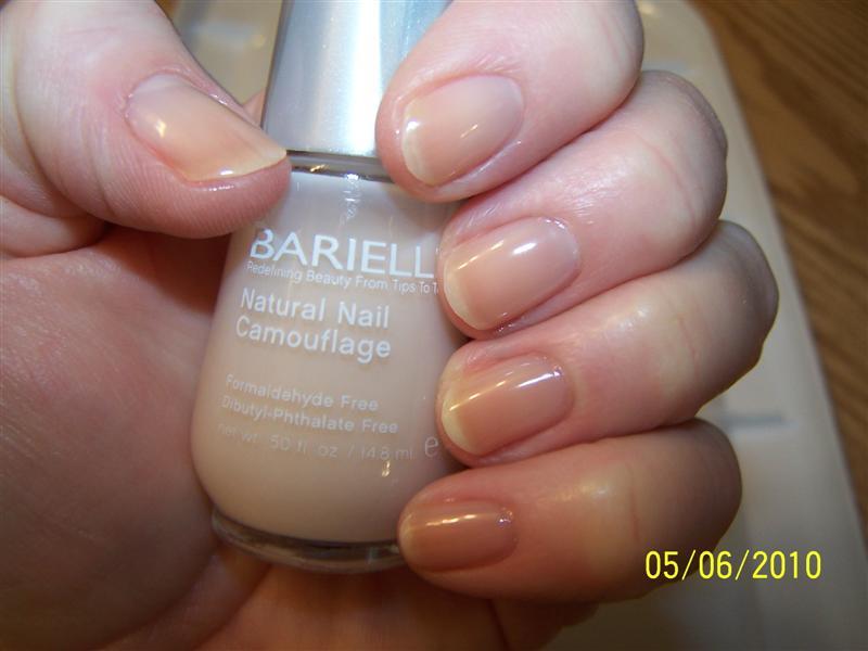 Susie\'s Home and Hobbies: Nail Envy, Barielle Natural Nail ...