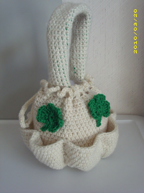 BAG CROCHET THREAD - Crochet — Learn How to Crochet