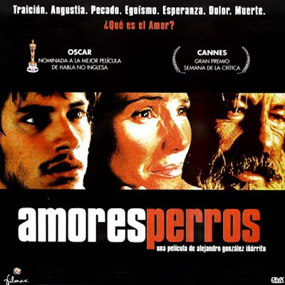amores perros images. amores perros movie poster.