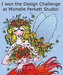 Michelle Perkett Studio Winner