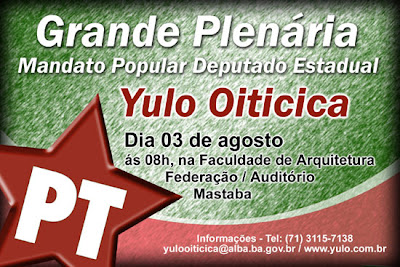 Plenária do Mandato de Yulo