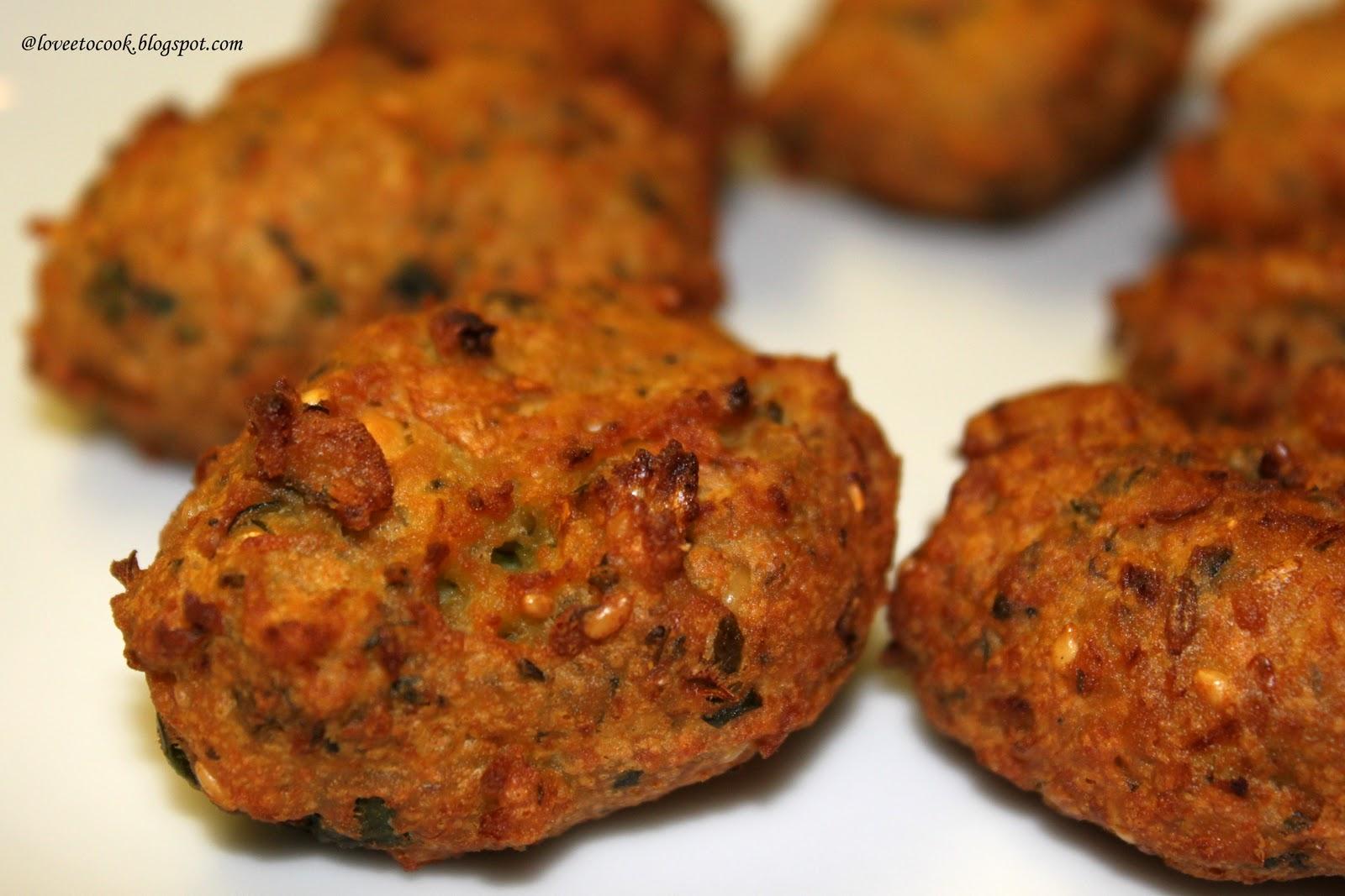 Love II Cook: Falafel