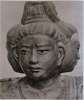Buddha art Japanese stlye