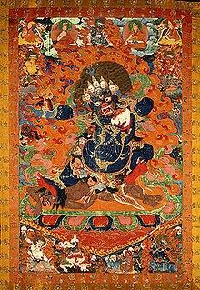 Buddha art in Tibet and Bhutan