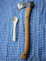 spoon gransfors bruks axe