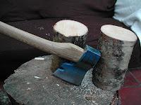 spoon carving bushcraft skills