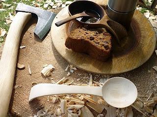spoon making