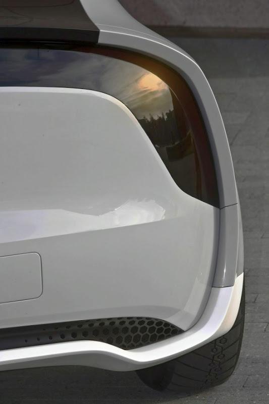 2010 Kia Ray Plug-in Hybrid Concept new design