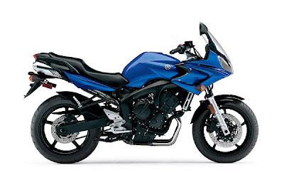 Yamaha FZ6 2009