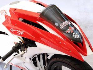 Sporty Modification Motorcycle  Jupiter MX 135 LC Prototip