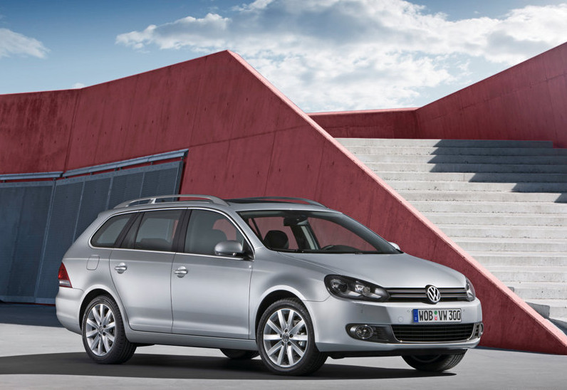 Volkswagen Golf Variant Wallpaper