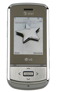 The LG Shine II
