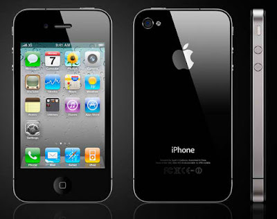 Apple Unveils New iPhone 4
