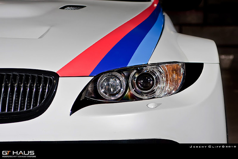 Le Mans GT2 Racer  BMW M3 by GTHaus