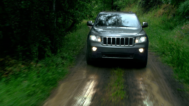Jeep Grand Cherokee chrisler