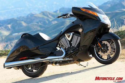 VICTORY VISION TOUR Specification modif