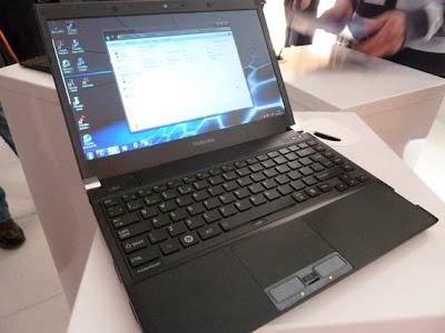 New Toshiba Portege R700