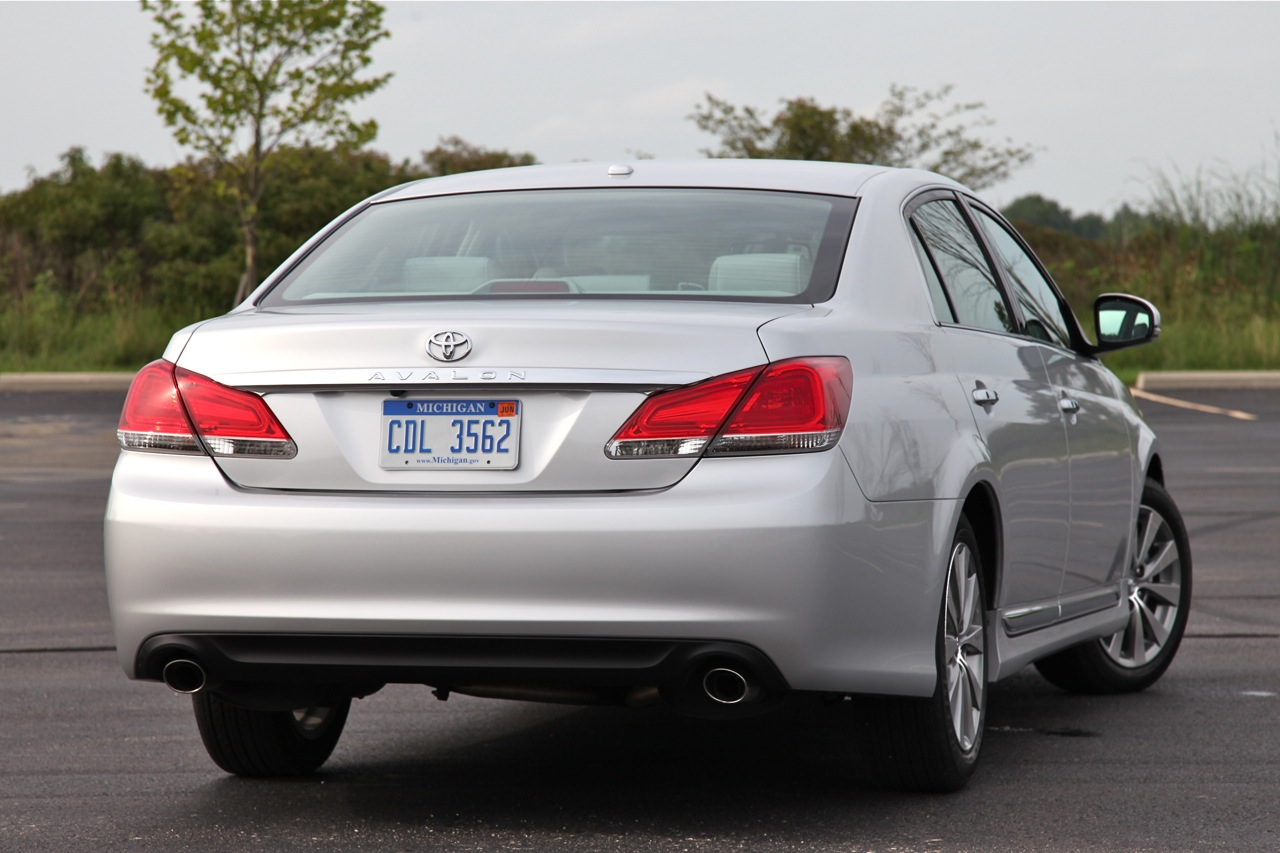 2011 Toyota Avalon Review Spec Car And Style