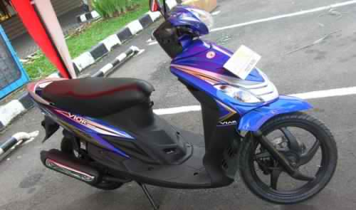 2010 Viar VioR 125 Scooter