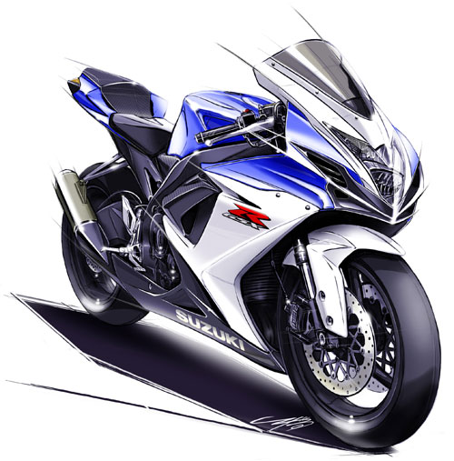 2011 Suzuki GSX-R600 Review and Specification