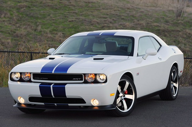 There was good story about this 2011 Dodge Challenger SRT8 392.