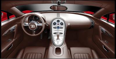 Veyron 16.4 Grand Sport Configurator