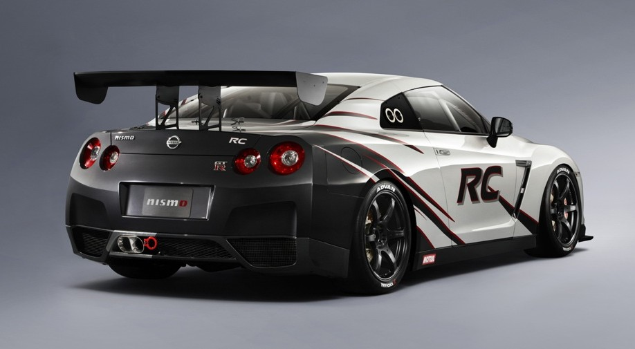 2012 Nismo Nissan GT-R RC Unveiled ~ Car and Style