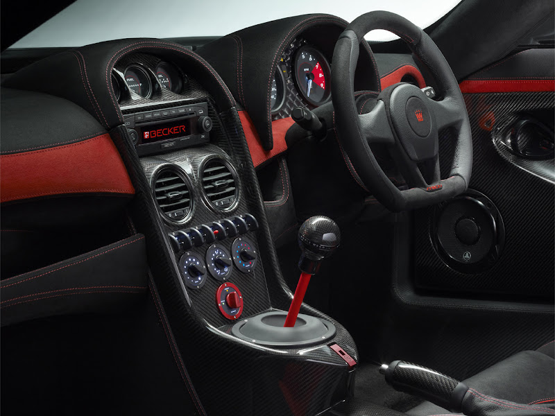 2012 Noble M600 eye-watering 650-hp