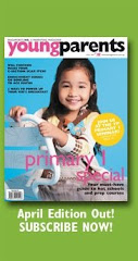 Featured in Young Parents
