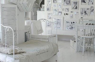 Mam pata habitaciones blancas - Habitaciones infantiles blancas ...