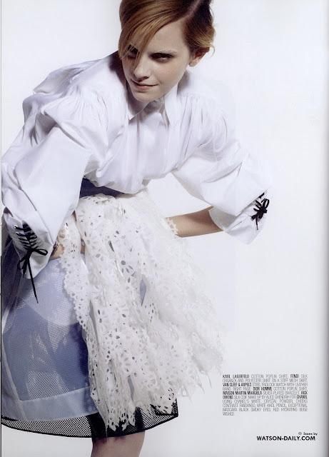 Emma Watson @ Emy Augustus