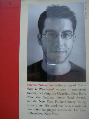 Jonathan Safran Foer of Everything is Illuminated