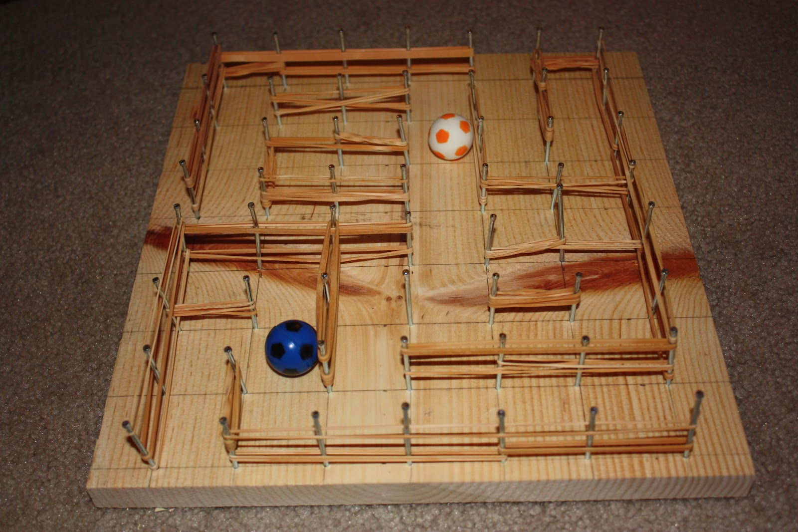 Build Your Own Board Game Materials