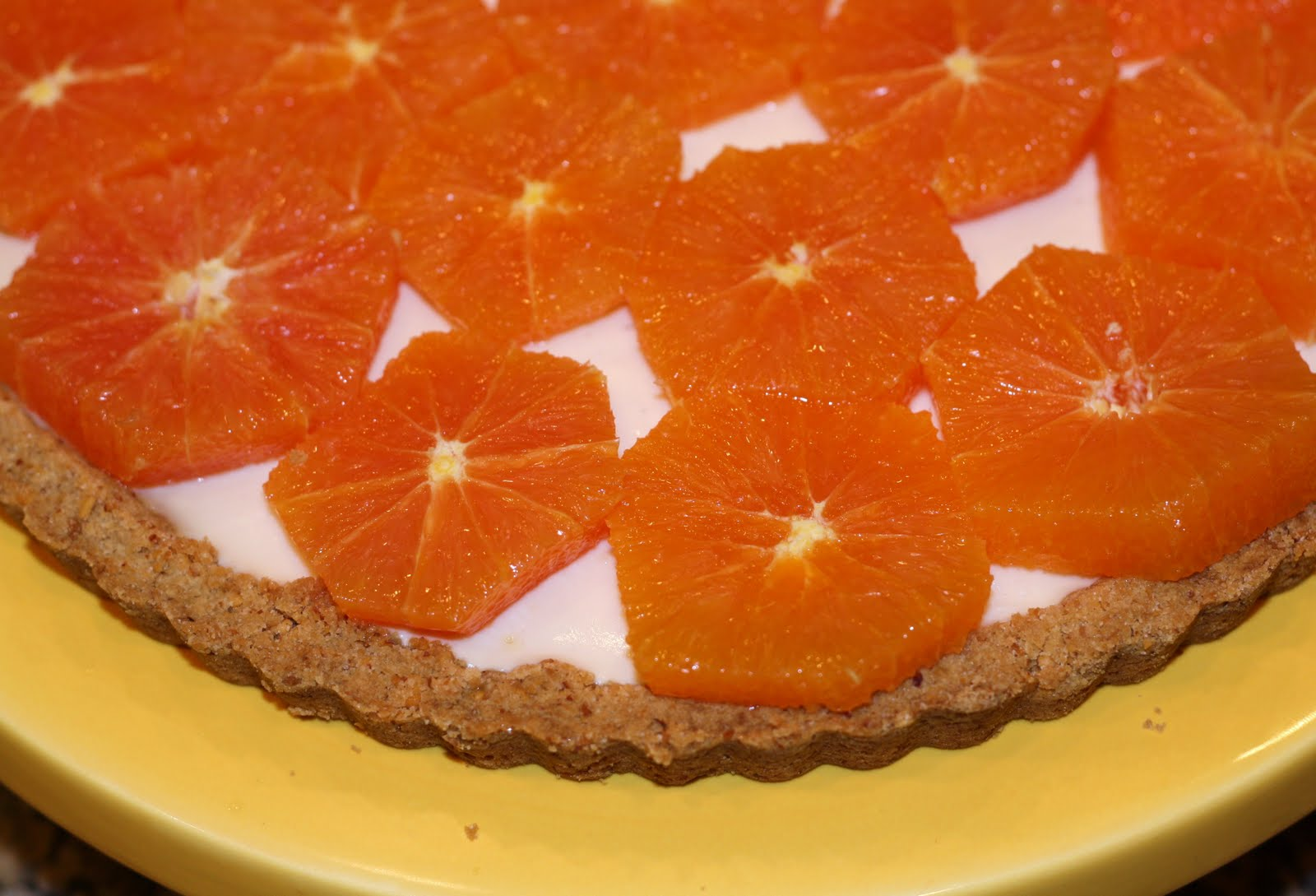 tart summer berry and yogurt tart tart fresh orange and yogurt tart ...