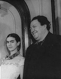 frida. diego rivera