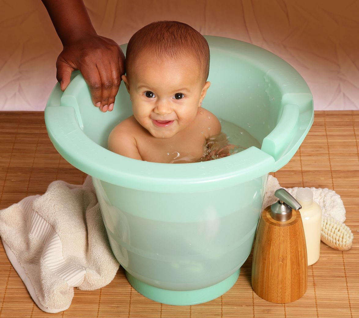 Life More Simply: Spa Baby Eco European Bath Tub Review & Giveaway!