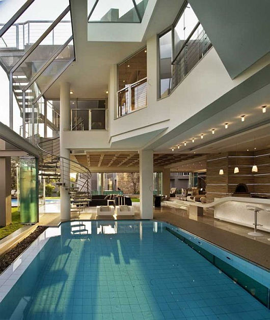 Gorgeous inspirations big dreams the glass house for Pool design johannesburg