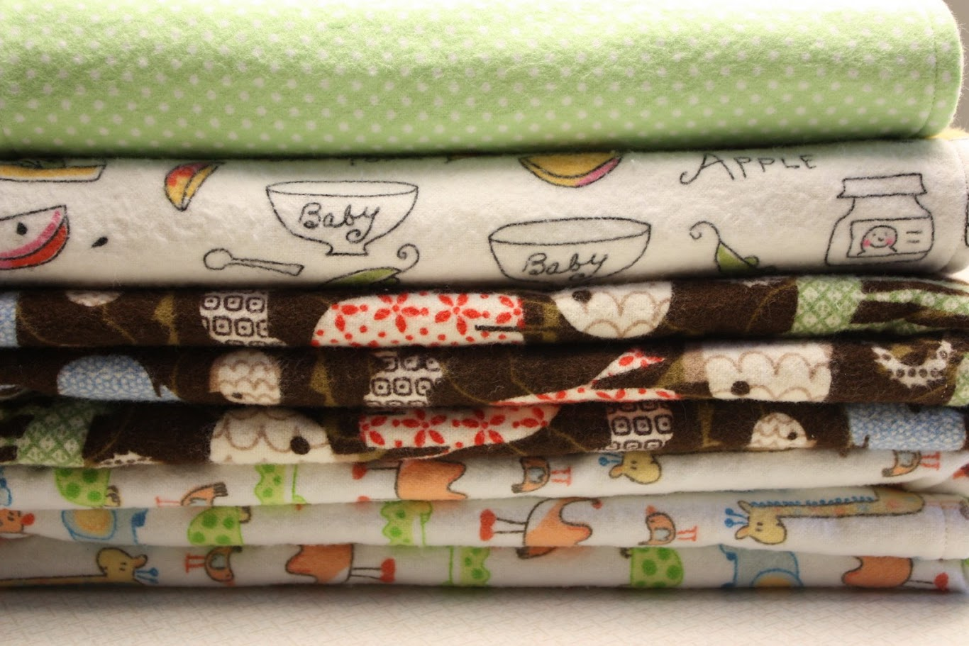 Sew and Tell- Baby Week