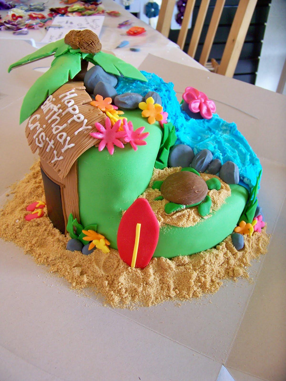 Hawaiian Spice Cakes