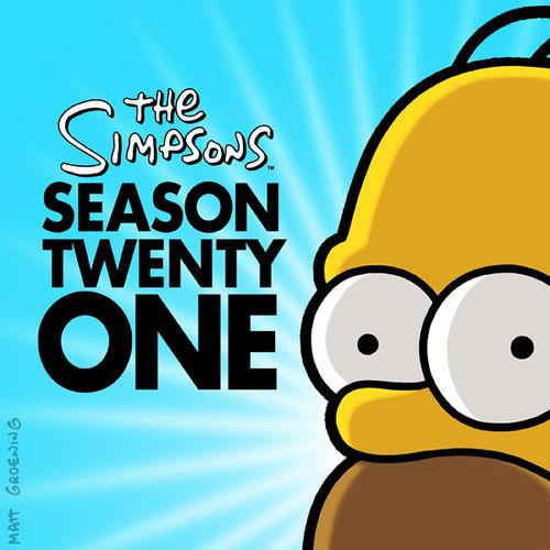 Los Simpsons Temporada 21 Subtitulada