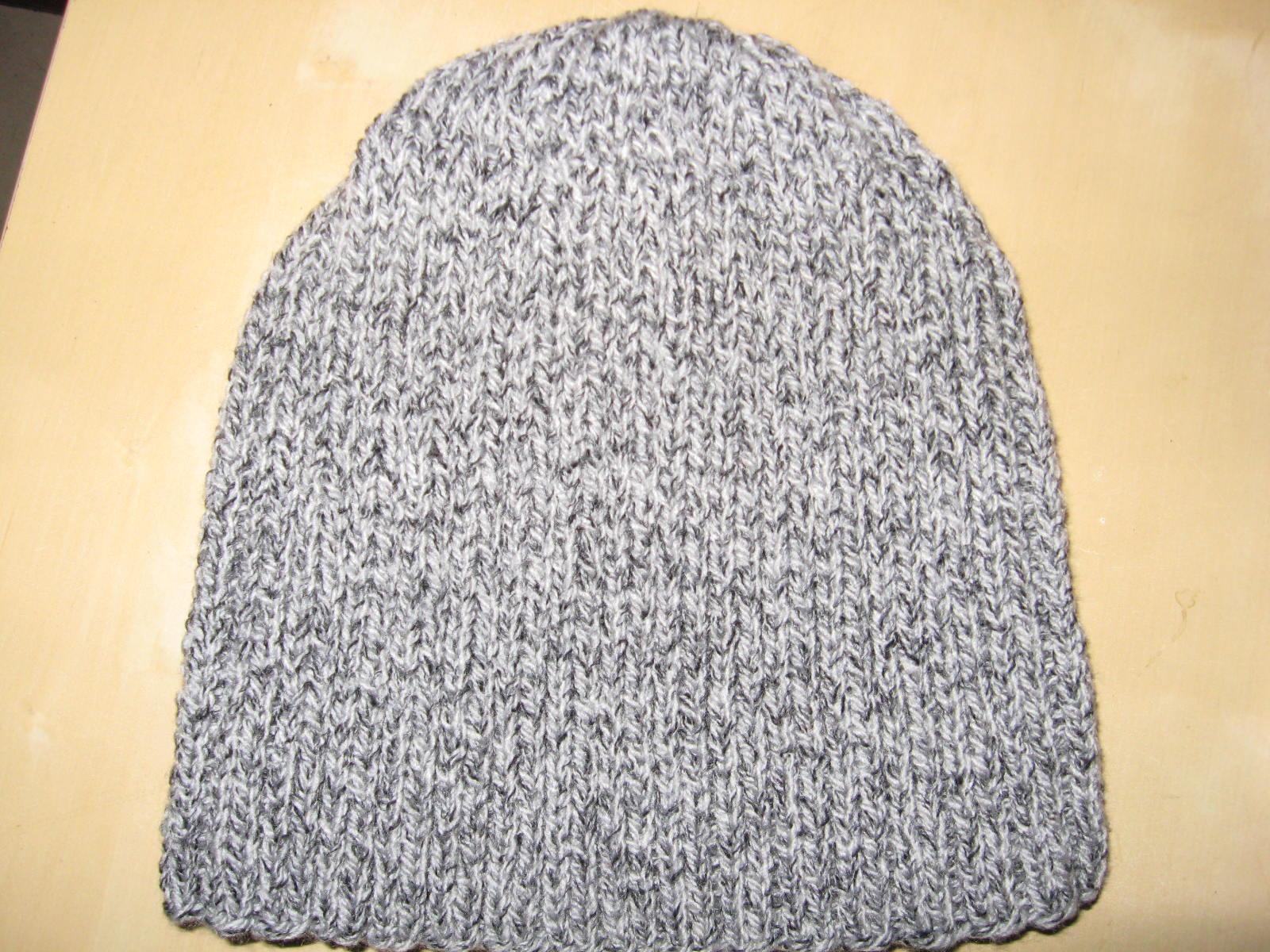 mes petites mains tricotent tuto bonnet citron homme. Black Bedroom Furniture Sets. Home Design Ideas