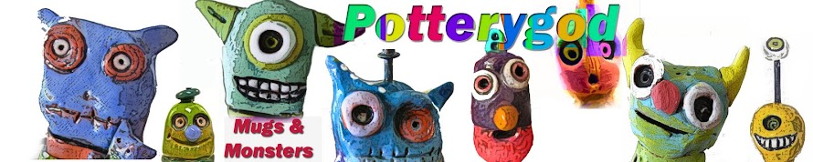 Potterygod's Shop News