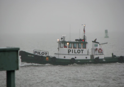 Pilot Boat, Arrow 2, Astoria, Oregon