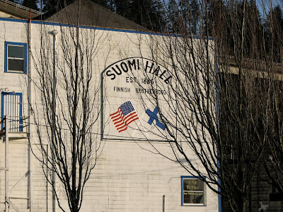 Suomi Hall, Astoria, Oregon