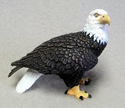 Toy Bald Eagle