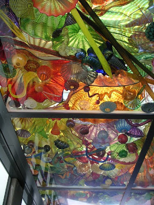 Dale Chihuly's Bridge of Glass, Tacoma, Washington