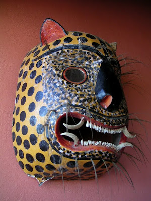 Jaguar Mask, Mexico