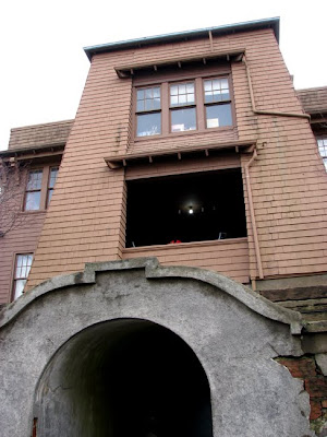 Brown Building, Astoria, Oregon