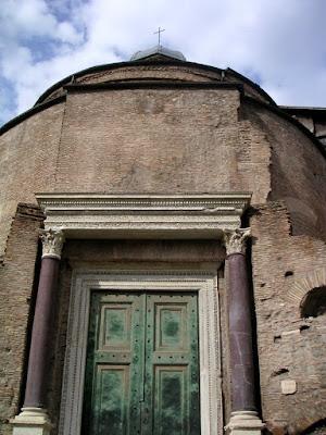 Basilica of Santi Cosma e Damiano, Roman Forum, Rome